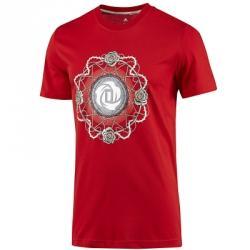 adidas Derrick Rose Gold Tee Tişört