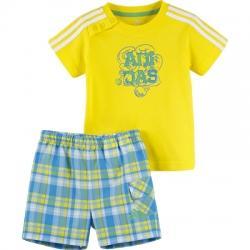 adidas Jr Beach Set (Tişört-Şort) Takım