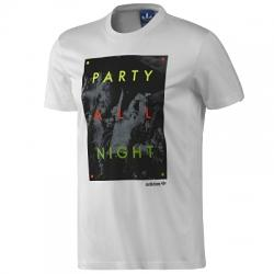 Adidas All Night Tee Erkek Tişört