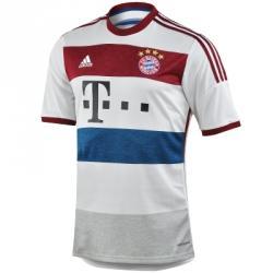 adidas Fc Bayern München 2014-2015 Sezonu Dış Saha Forma