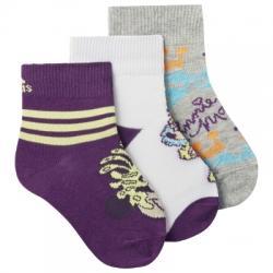 Disney Lk 3pp Girl Çorap