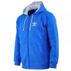 adidas Sport Hooded Flock Erkek Ceket