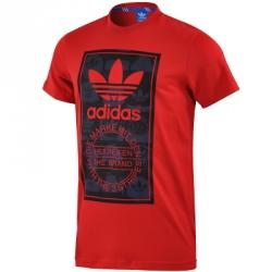 Adidas Tongue Label Tee Tişört