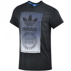 adidas Tongue Label Fade Tee Tişört