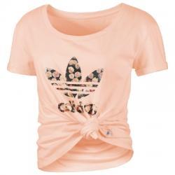 Logo Tee Rose Tişört