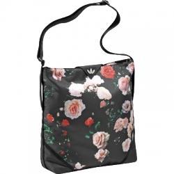 Rose Print Tote Bag Çanta