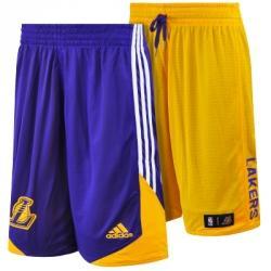 adidas Los Angeles Lakers Hps Çift Taraflı Şort