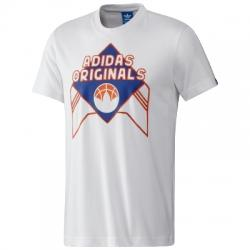 Adidas Graphic Big E Tee Tişört