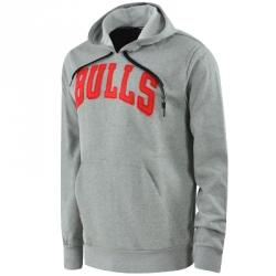 adidas Chicago Bulls Po Hoodie Kapüşonlu Sweat Shirt