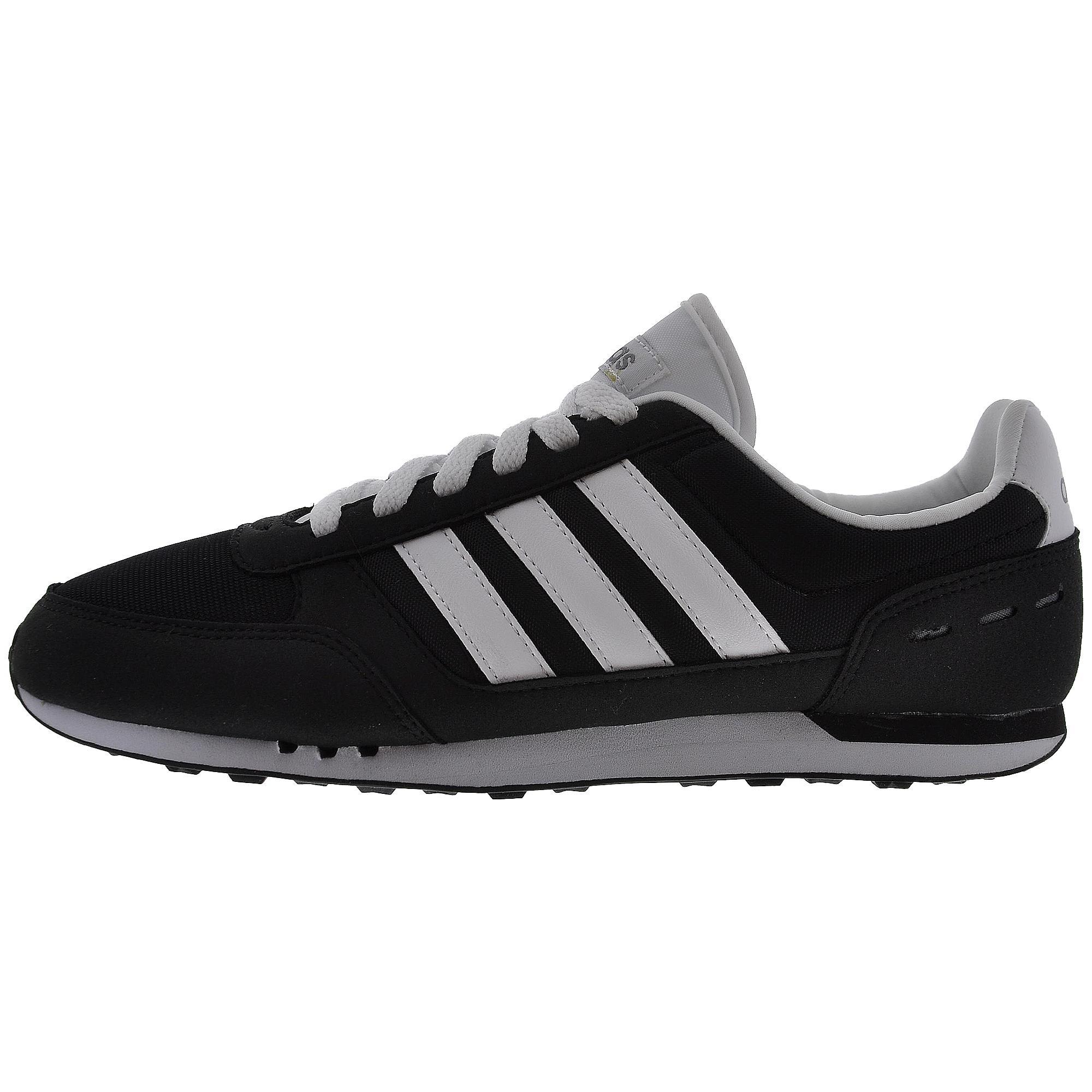 adidas Neo City Racer Erkek Gri Günlük Ayakkabı