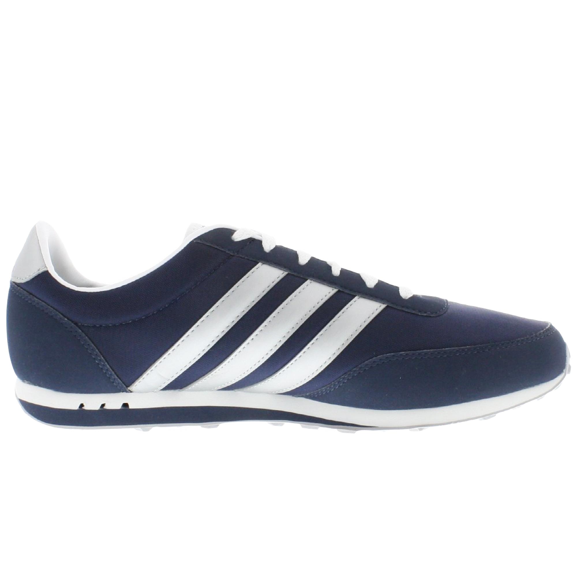 the best attitude 70232 53edb ... new style adidas neo v racer nylon spor ayakkabi g53401 a047b e2e64