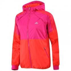 adidas J Warm Wb Kapüşonlu Bayan Ceket