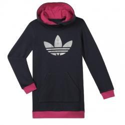 adidas Trefoil Hoody Kapüşonlu Çocuk Sweatshirt