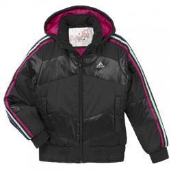 adidas Youth Girl Kapüşonlu Çocuk Ceket