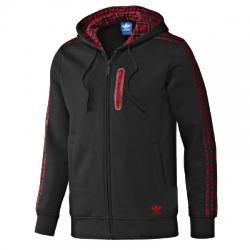 adidas Full Zip Hoody Kapüşonlu Erkek Ceket