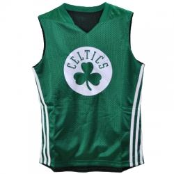 adidas Boston Celtics Çift Taraflı Çocuk Forma