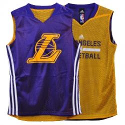 adidas Los Angeles Lakers Çift Taraflı Forma