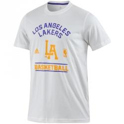 adidas Los Angeles Lakers Washed Tee Tişört