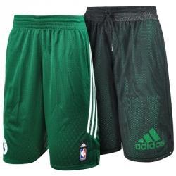 adidas Boston Celtics Rev Çift Taraflı Basketbol Şortu