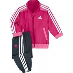 adidas J 3s Woven Suit Çocuk Eşofman Takımı