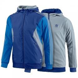 adidas Teorado Winter Çift Taraflı Kapüşonlu Ceket