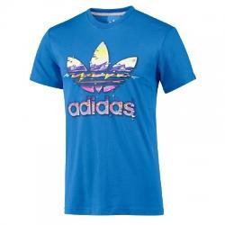 Adidas Hawaii Trefoil Erkek Tişört