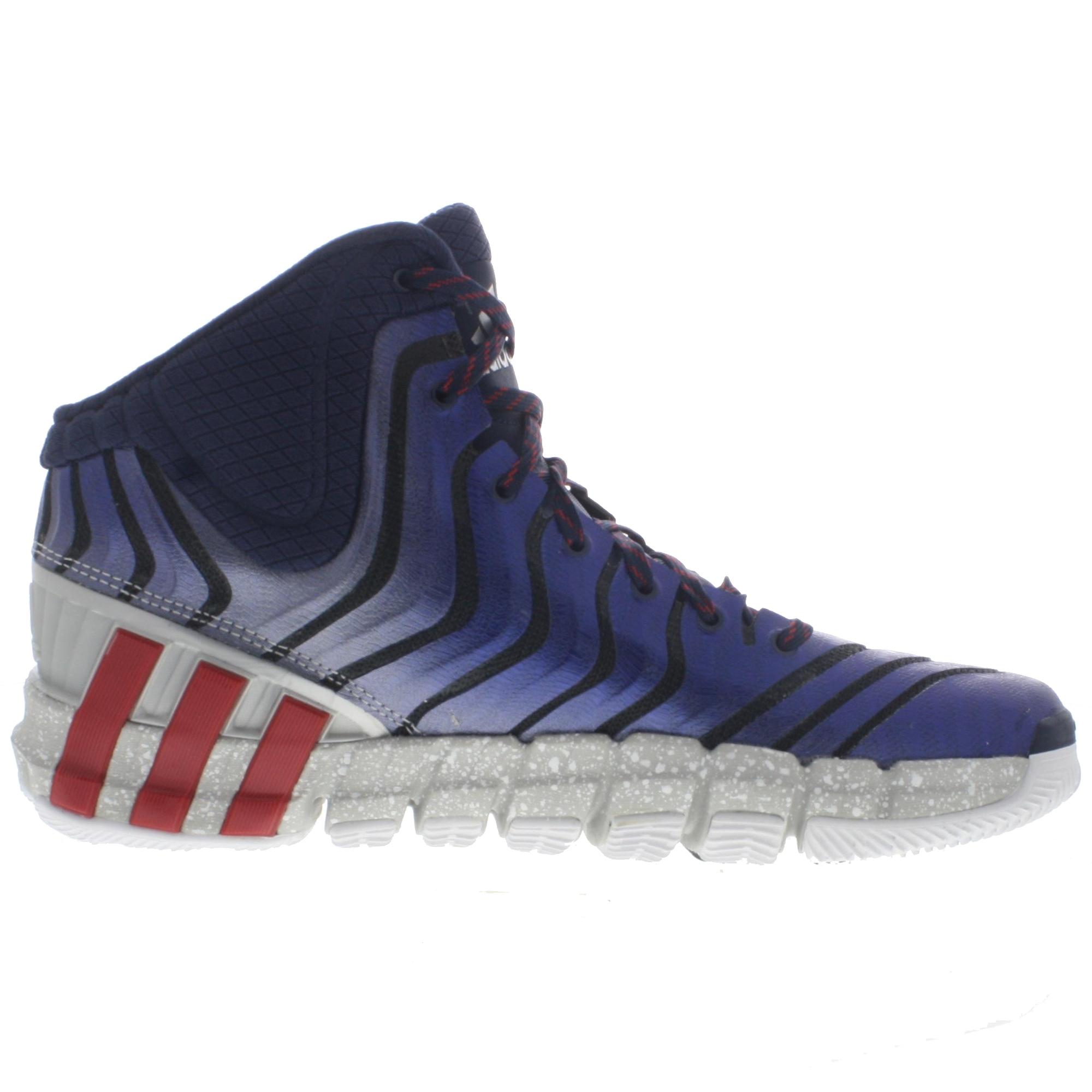 size 40 e14d7 a0595 adidas Adipure Crazyquick 2 Synthetic Basketbol Ayakkabısı