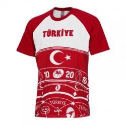 Fiba Türkiye Erkek Tişört