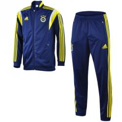 adidas Fenerbahçe 2014-2015 Pes Suit Eşofman Takımı