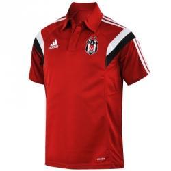 Adidas Beşiktaş Polo Yaka Tişört