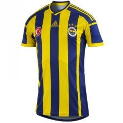 adidas Fenerbahçe 2014-2015 Sezonu Efsane Çubuklu Taraftar Forma