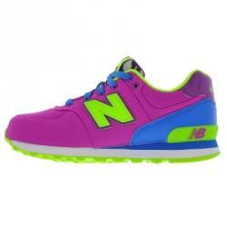 New Balance KL5741PP Kids Pre School Spor Ayakkabı