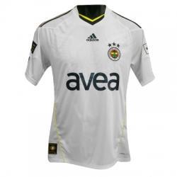 adidas Fenerbahçe 2010-2011 Dış Saha Maç Forması