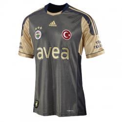 adidas Fenerbahçe 2011-2012 İç/Dış Saha Maç Forması