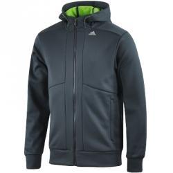 adidas Clre Fz Hood Knit Kapüşonlu Ceket