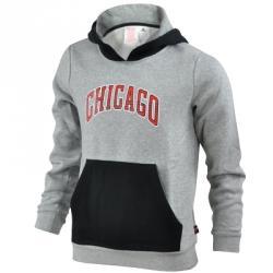 adidas Chicago Bulls Hoodie Kapüşonlu Çocuk Sweatshirt