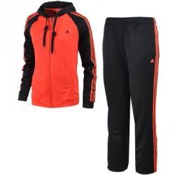 adidas Young Knit Suit Kapüşonlu Eşofman Takımı