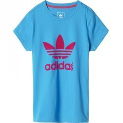 adidas Jr Trefoil Graphic Tee Tişört