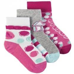 adidas Lg Socks 3'lü Çorap