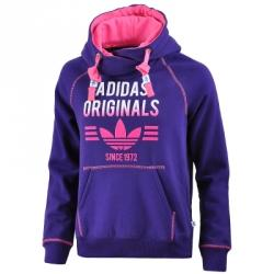 adidas Super F Hoodie Kapüşonlu Sweat Shirt