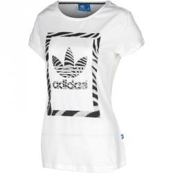 adidas Zebra Trefoil Tee Tişört