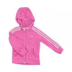 adidas Girl Polar Full Zip Kapüşonlu Çocuk Ceket