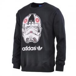 adidas Star Wars Erkek Sweat Shirt