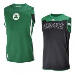 adidas Boston Celtics Wnt Hps Çift Taraflı Kolsuz Erkek Tişört