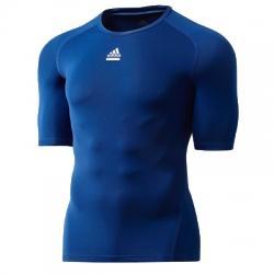 Adidas TechFit C & S Ss Erkek Tişört