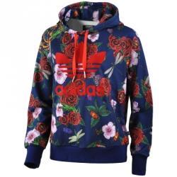 adidas Rito Ora Logo Hoodie Kapüşonlu Sweat Shirt
