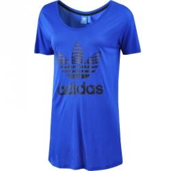 adidas New York Trefoil Tee Tişört