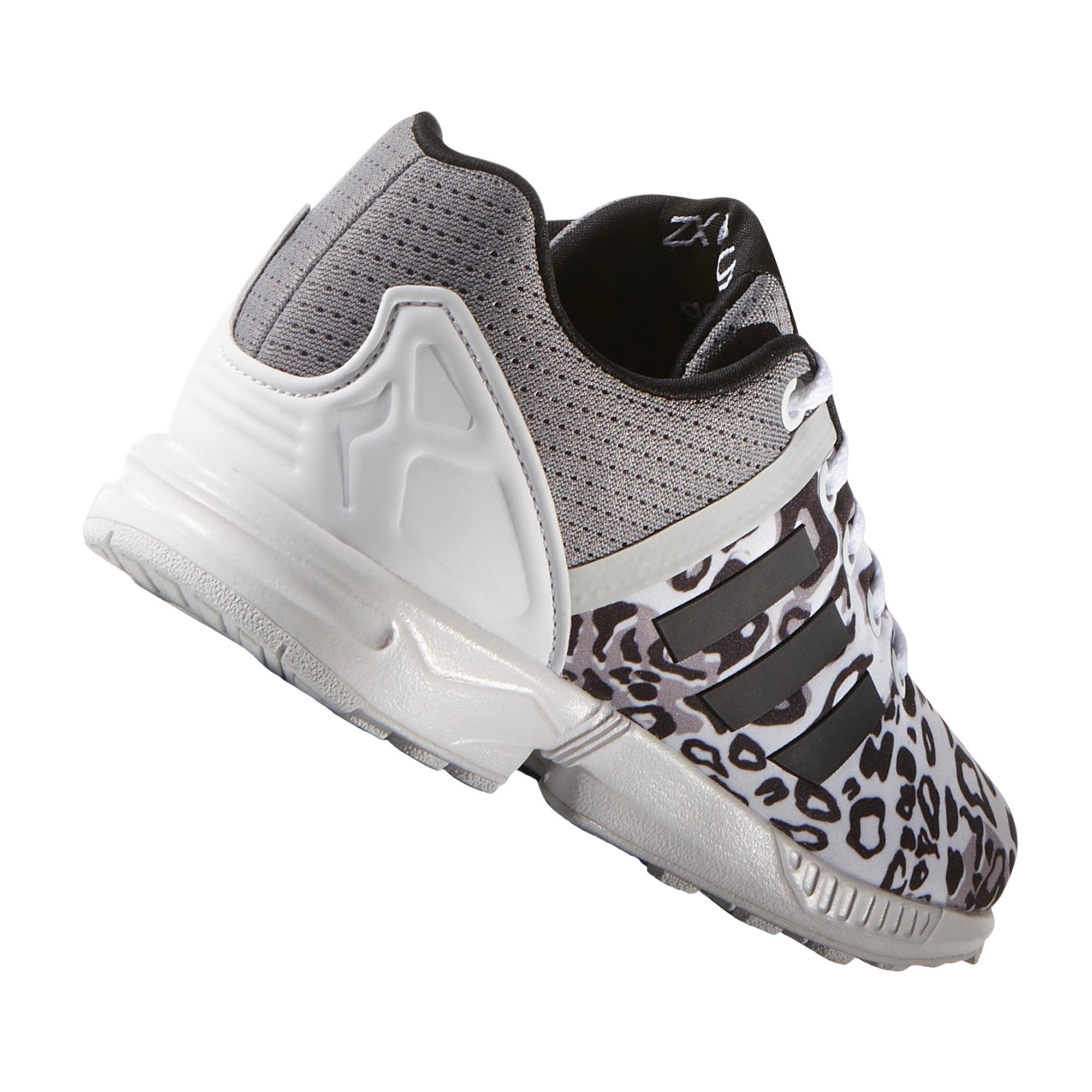 plus récent 0aa8f 46ff5 adidas Zx Flux Split Leopard (Gs) Spor Ayakkabı