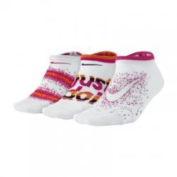 Nike 3P Graphic No Show Çorap