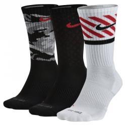 Dri-Fit Triple Fly CO 3'lü Çorap